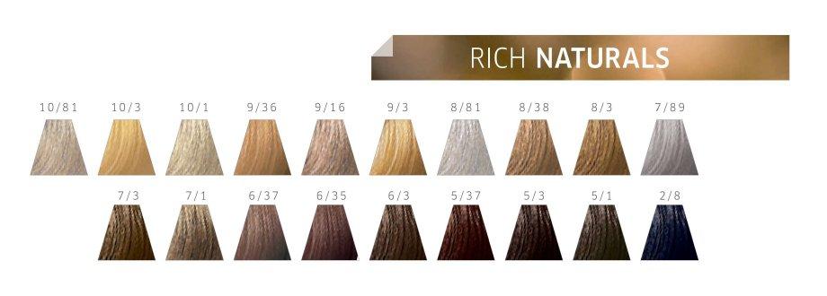 color touch rich naturals agodny krem tonuj cy 8 81 srebrny 60 ml wella. Black Bedroom Furniture Sets. Home Design Ideas