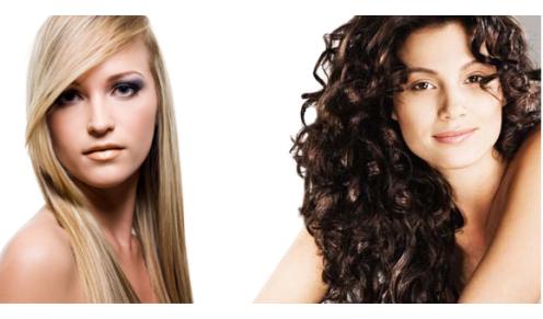 włosy kręcone czy włosy proste