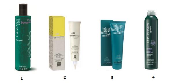 Kosmetyki dla włosów przetłuszczających się