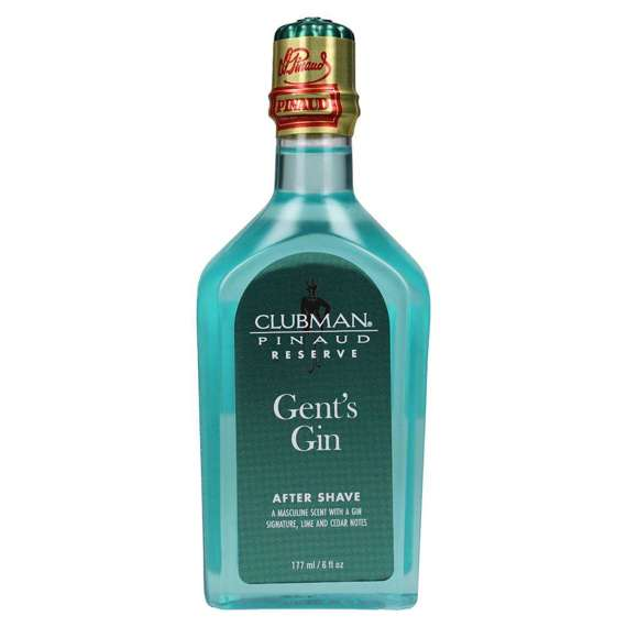 Gent's Gin After Shave lotion po goleniu 177 ml Clubman Pinaud