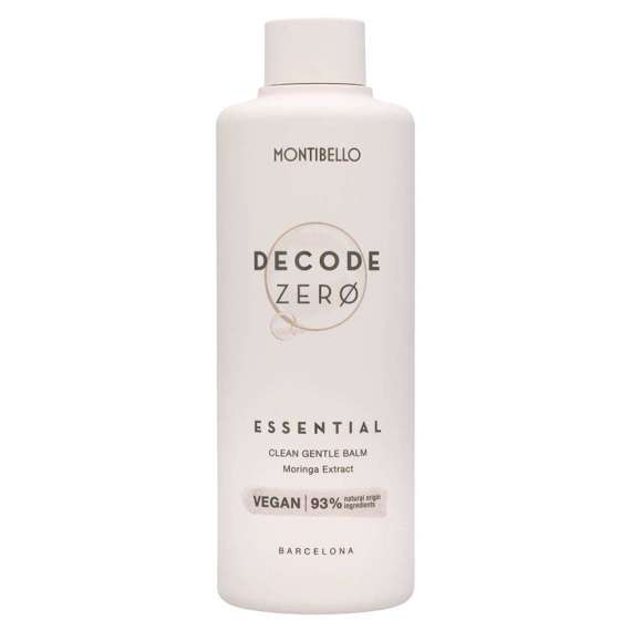 Montibello Decode Zero ESSENTIAL Clean Gentle Balm balsam do włosów 250 ml