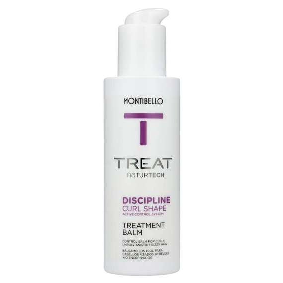 Treat NaturTech Discipline Curl Shape balsam do loków 150 ml Montibello